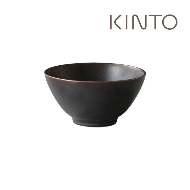 【Kinto】HIBI 飯碗-黑