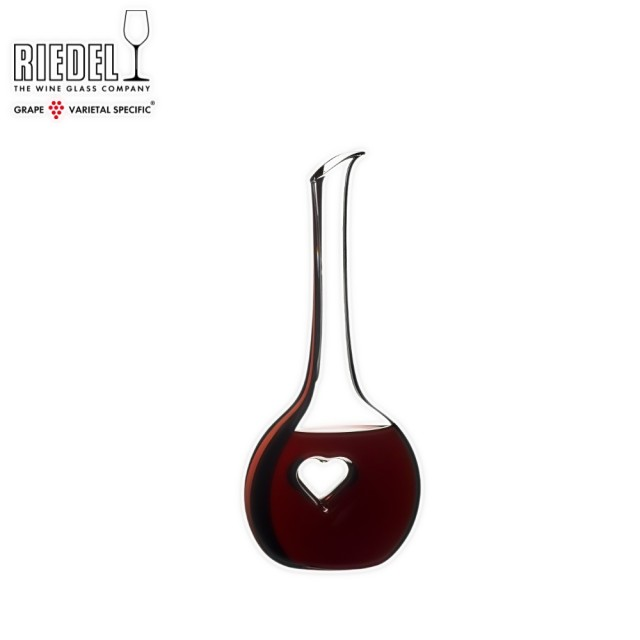 【Riedel】Black tie Bliss Red醒酒瓶(REDEC20093S3)