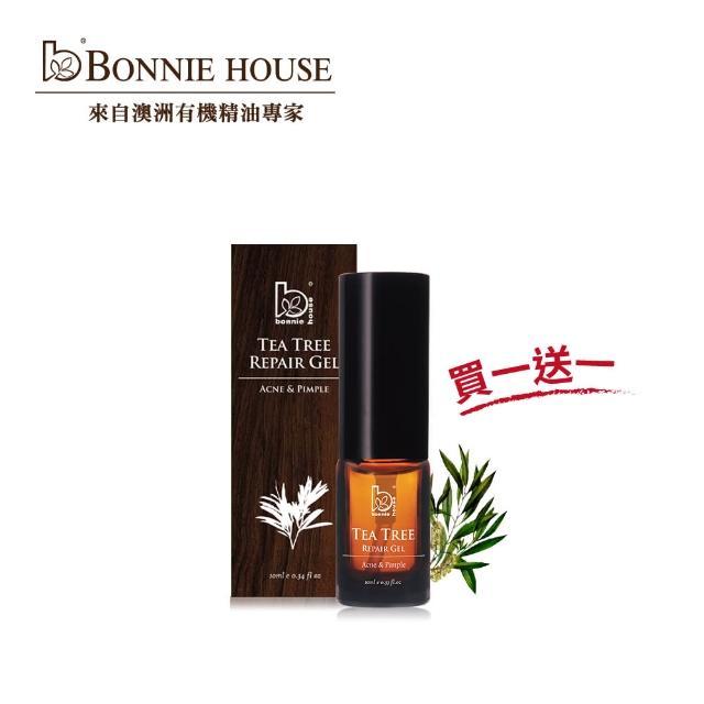 【Bonnie House 植享家】茶樹淨化凝膠10ml 買一送一