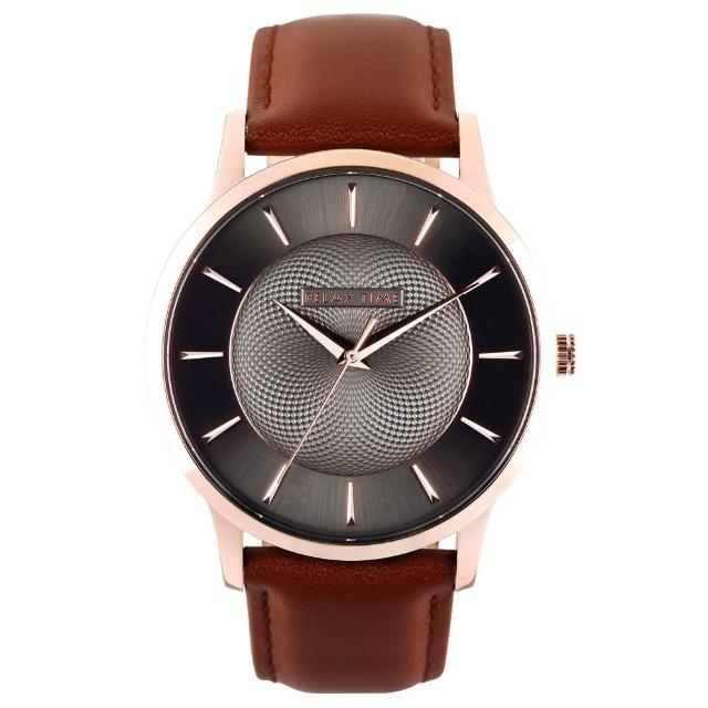 【Relax Time】Classic 經典系列腕錶/大碼(RT-88-2M)