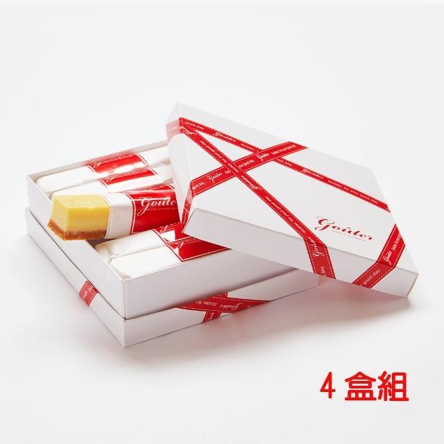 【雅培米堤】超起士禮盒-6入 4盒組(|起士蛋糕|乳酪蛋糕|起士條|起司條|下午茶|點心|伴手禮)