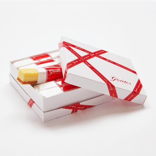 【Gouter雅培米堤】超起士禮盒-6入( 起士蛋糕 乳酪蛋糕 起士條 起司條 下午茶 點心 伴手禮)