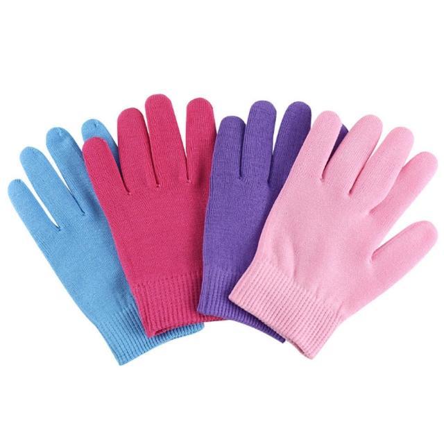 【DAYOU】los0754口SPA植物精油凝膠護膚手套手部保濕棉紗凝膠加厚(大友)