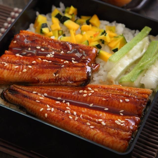【華得水產】蒲燒小鰻魚8件組(100g/件)