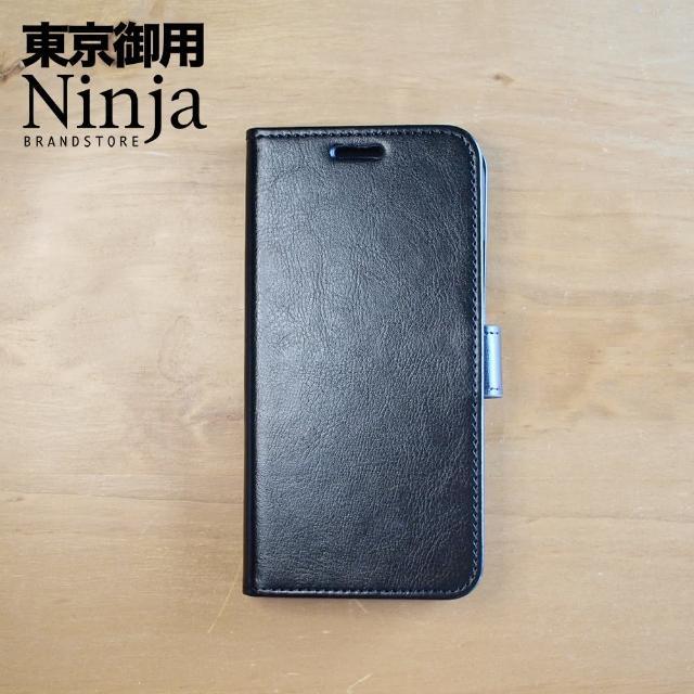 【Ninja 東京御用】Xiaomi紅米 Note 9 Pro(6.67吋)經典瘋馬紋保護皮套