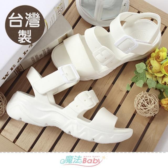 【魔法Baby】女鞋 台灣製極輕量時尚新潮涼鞋(sd7383)