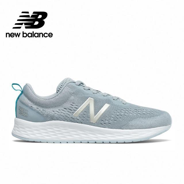 【NEW BALANCE】NB 緩震運動跑鞋_女鞋_灰色_WARISCL3-D楦