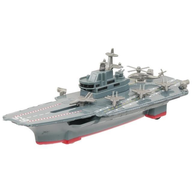 【TDL】合金車玩具航空母艦聲光迴力車玩具汽車模型聲光玩具車 CT-1721