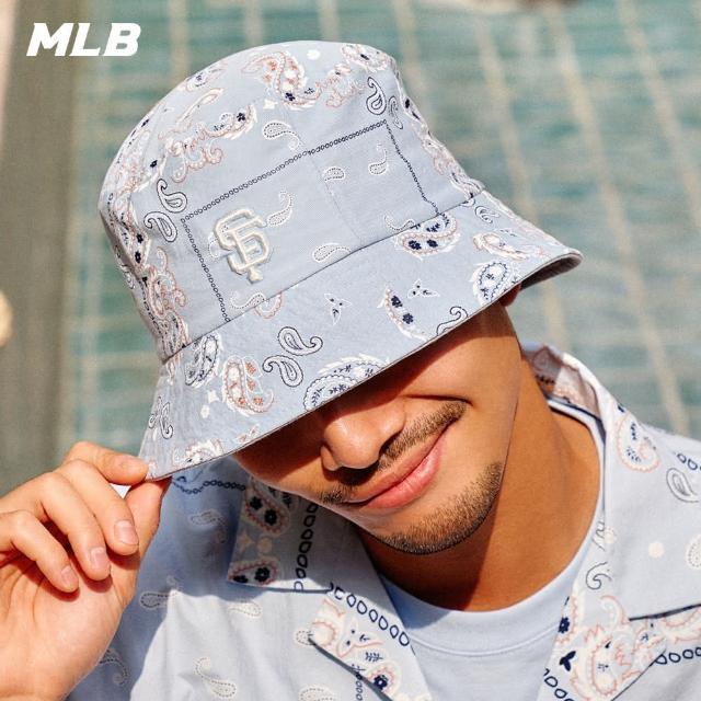 【MLB】漁夫帽 拼貼變形蟲系列 舊金山巨人隊(32CP37111-14S)