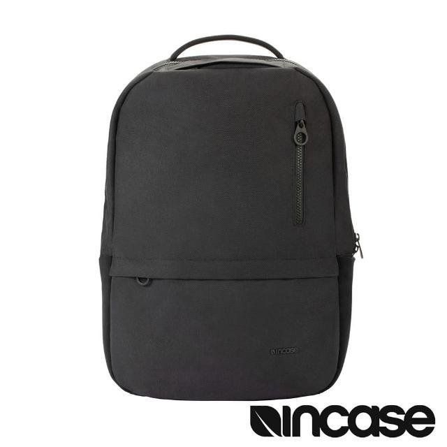 【Incase】Campus Compact 16 吋校園膠囊後背包(黑色)