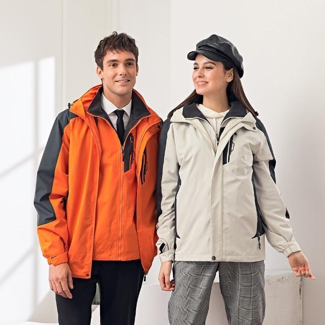 【PAUL SAILING】高規格防水透濕機能戶外風衣外套(三色)
