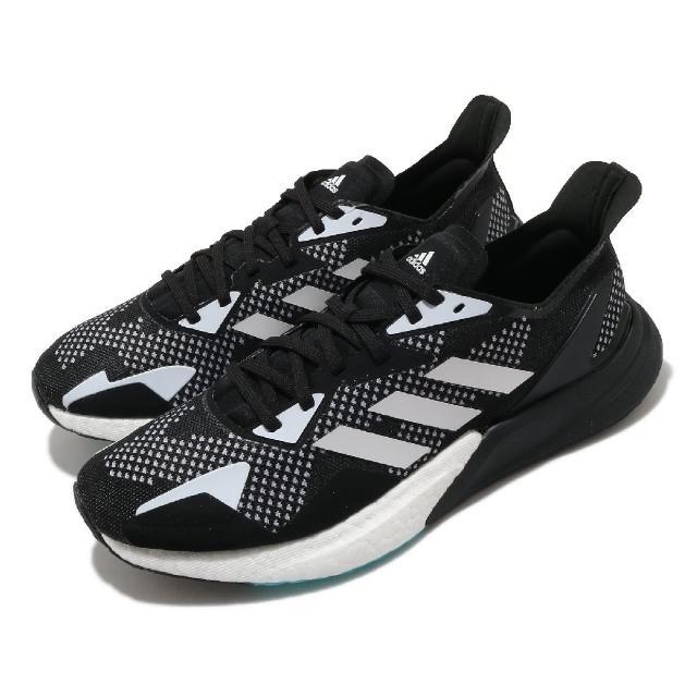 【adidas 愛迪達】慢跑鞋 X9000L3 運動休閒 男鞋 愛迪達 Boost底 緩震 球鞋穿搭 黑 白(FV4399)