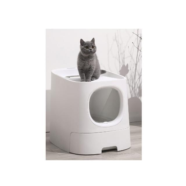【HomeRun】霍曼頭等艙全罩式貓便盆