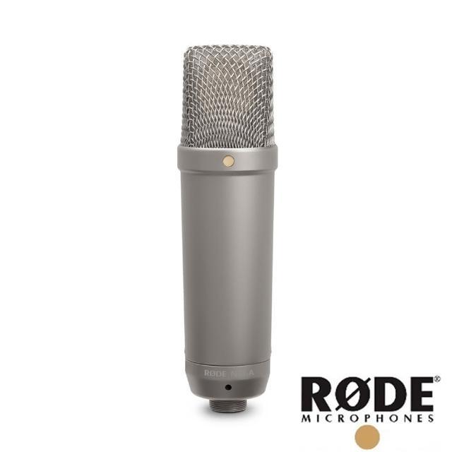 【RODE】NT1-A 心型電容式麥克風 RDNT1A(公司貨)
