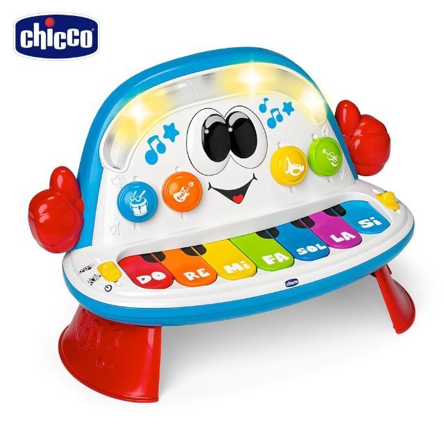 【Chicco】FUNKY聲光鋼琴樂團
