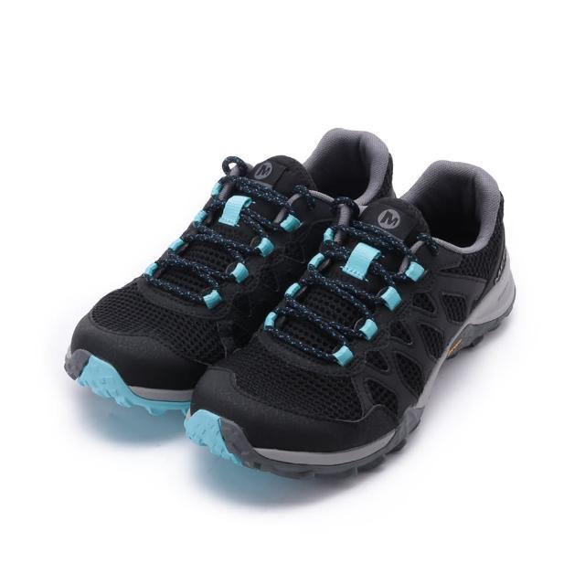【MERRELL】SIREN 3 AEROSPORT 水陸兩棲鞋 黑/灰藍 女鞋 ML033148
