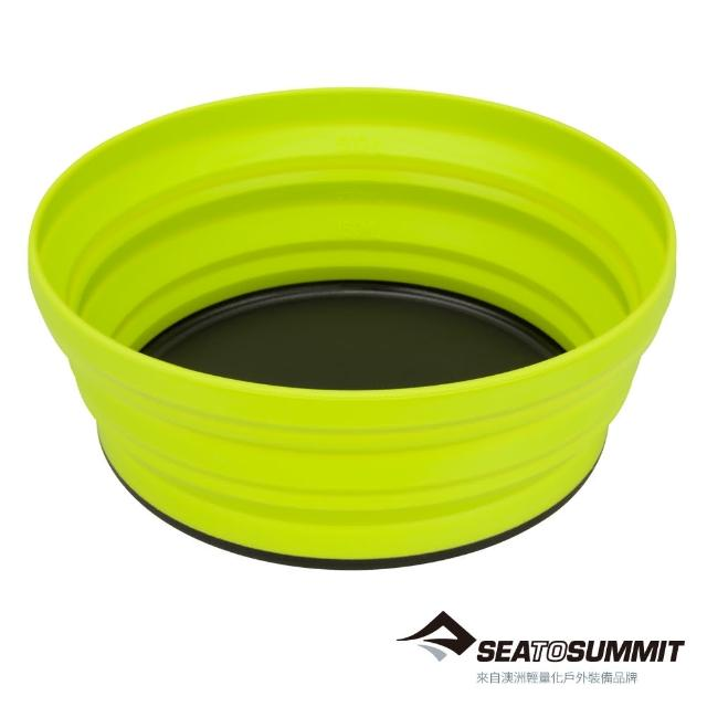 【SEA TO SUMMIT】X- 摺疊碗(STSAXBOWL/露營/野營/登山健行)