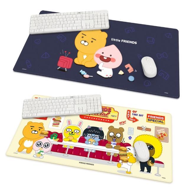 【GARMMA】KAKAO FRIENDS 桌墊款滑鼠墊
