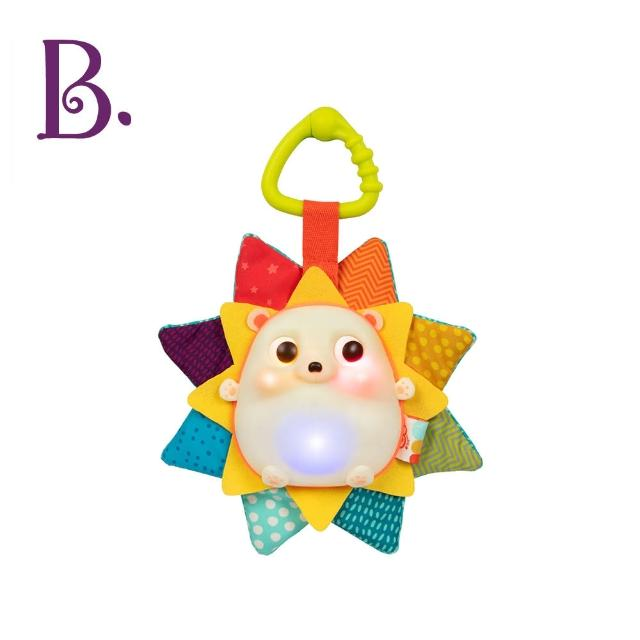 【B.Toys】刺蝟閃閃(聲光玩偶)