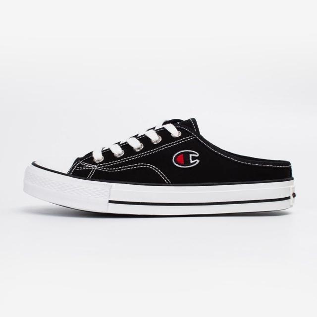 【Champion】女款帆布鞋穆勒鞋 CANVAS SLIP NO.WSLS-1014-10