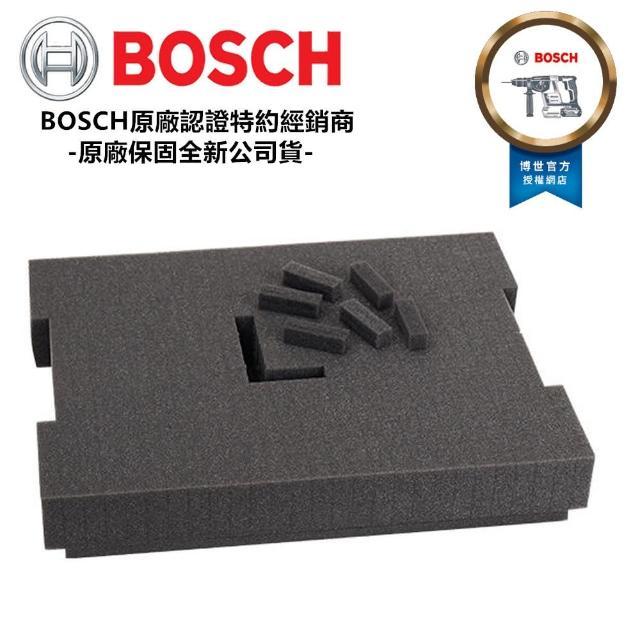 【BOSCH 博世】系統式 工具箱 置物盒 抽屜 網架*預切泡綿 L-BOXX 136 用 中型(原廠公司貨)