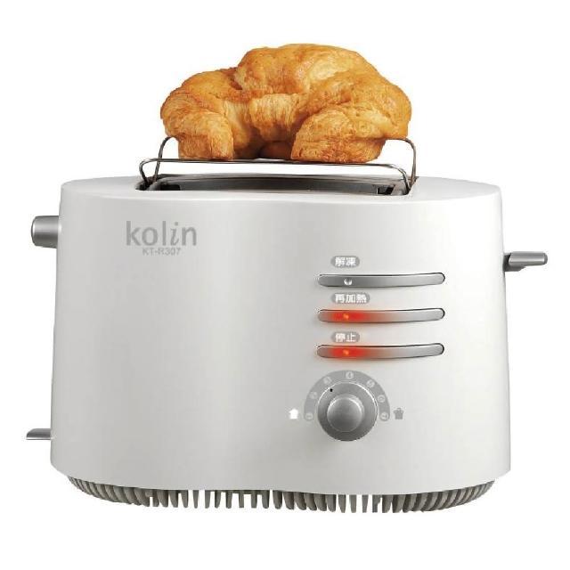 【Kolin 歌林】厚片烤麵包機(KT-R307)
