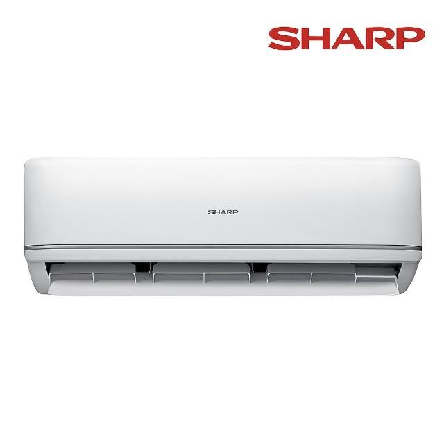 SHARP 夏普【SHARP 夏普】7-9坪◆經典系列 一級能效變頻冷暖分離式空調(AE-40WESH/AY-40WESH-W)