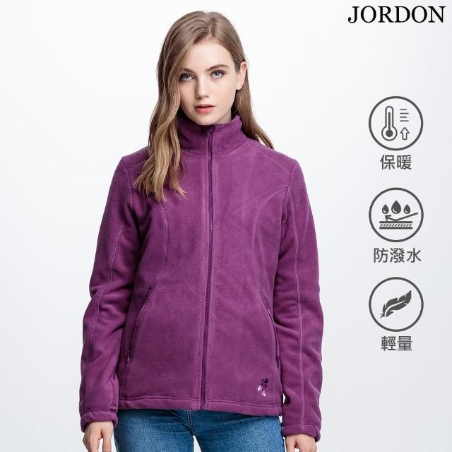 【JORDON 橋登】輕保暖 刷毛外套(1102F)