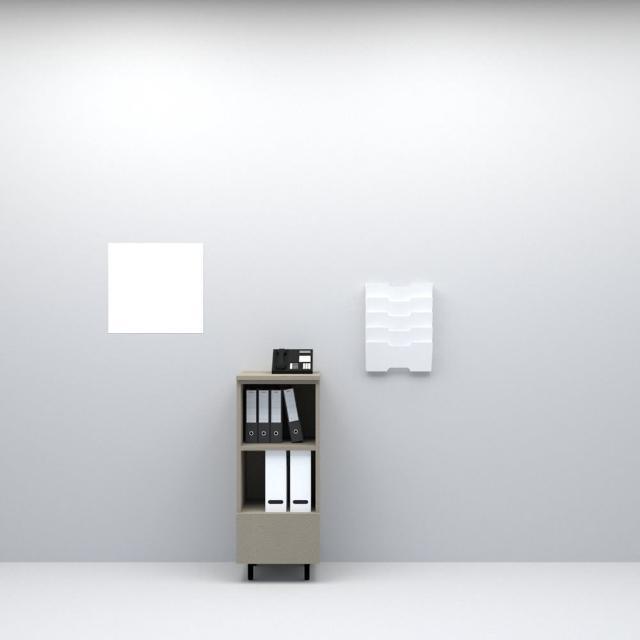 【DEOR德曜居家】DearKitchen親愛廚房(100公分V313環保綠建材 二開放一抽系統櫃 收納櫃)