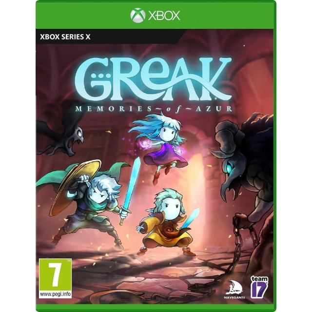 【Microsoft 微軟】Xbox 預購8/17★《格雷克:阿祖爾的回憶》(國際中文版)