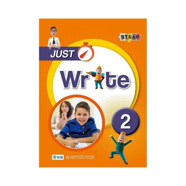 JUST Write 2 (15個跨科寫作主題)