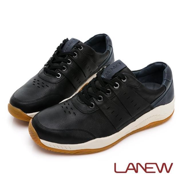 【La new】透氣風暴2.0 防黴抑菌休閒鞋(男34270103)