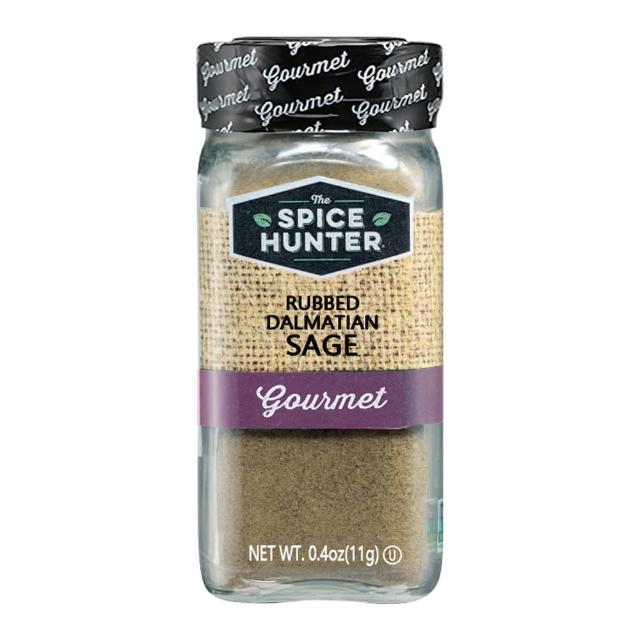 【Spice Hunter 香料獵人】美國進口 鼠尾草碎葉(11g)
