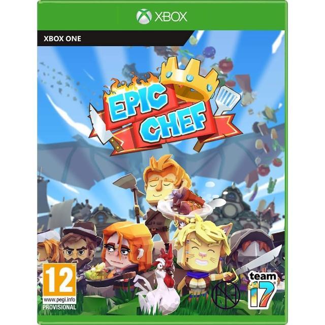 【Microsoft 微軟】Xbox 預購21年暫定★《史詩級大廚 Epic Chef》(國際中文版)