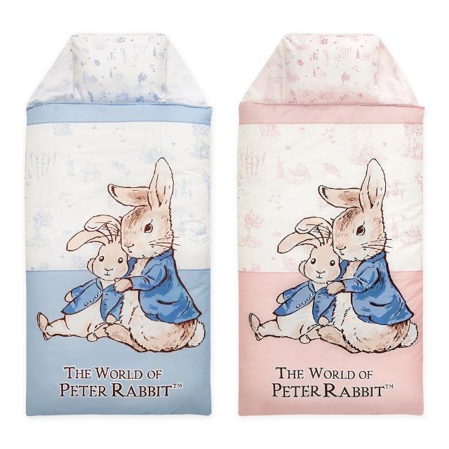 【奇哥】夢境比得兔防螨兒童睡袋(2色選擇)