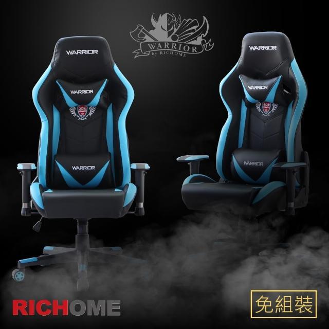 【RICHOME】R1極速賽車椅/電競椅/電腦椅/辦公椅/工作椅/旋轉椅(免組裝)