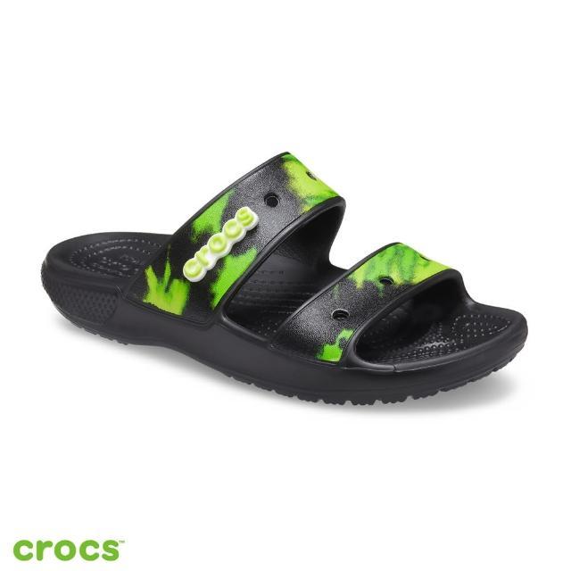 【Crocs】中性鞋 經典熱帶風情涼鞋(207283-0GU)