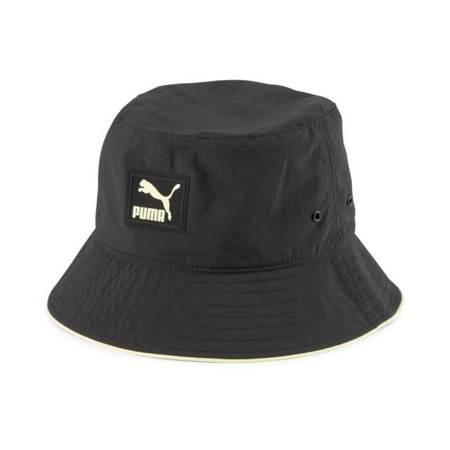 【PUMA】PUMA ARCHIVE漁夫帽 男女 休閒帽 黑色(02313501)