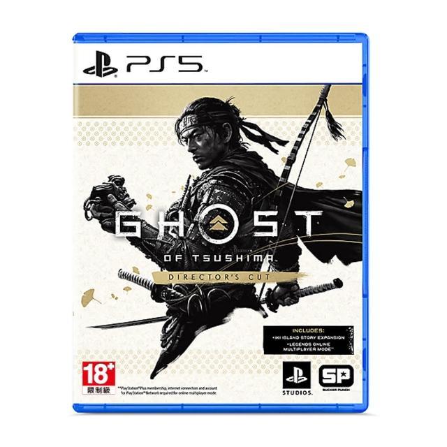 SONY 索尼【SONY 索尼】預購8/20發售★ PS5 對馬戰鬼 Ghost of Tsushima Directors Cut(導演剪輯版)