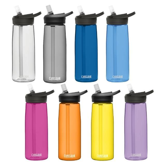 【CAMELBAK】750ml eddy+多水吸管水瓶(水壺/水瓶)