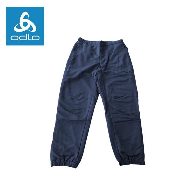 【ODLO】男長褲 640142-深藍20900