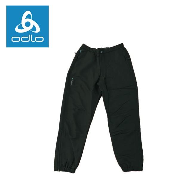 【ODLO】男長褲 640142-黑15000