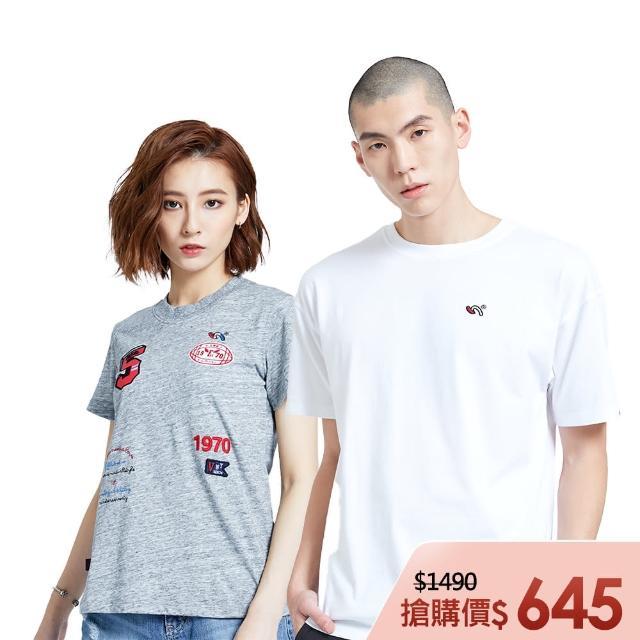 【5th STREET】男女款精選短袖T恤-共14款