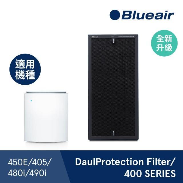 【任兩件6折】瑞典 Blueair 480i & 490i 專用活性碳濾網(DualProtection Filter/400 Series)