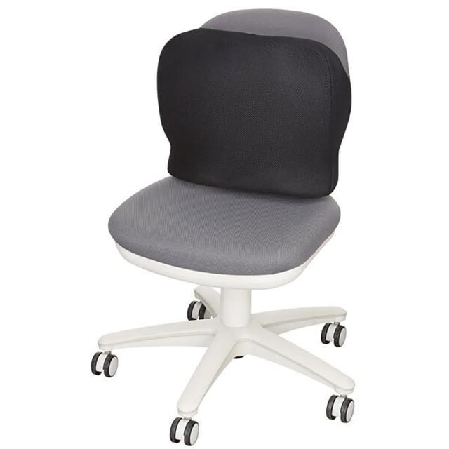 【NITORI 宜得利家居】記憶事務椅 辦公椅 電腦椅靠墊 網狀 Breatha(靠墊 椅墊 坐墊 抱枕 腰墊)