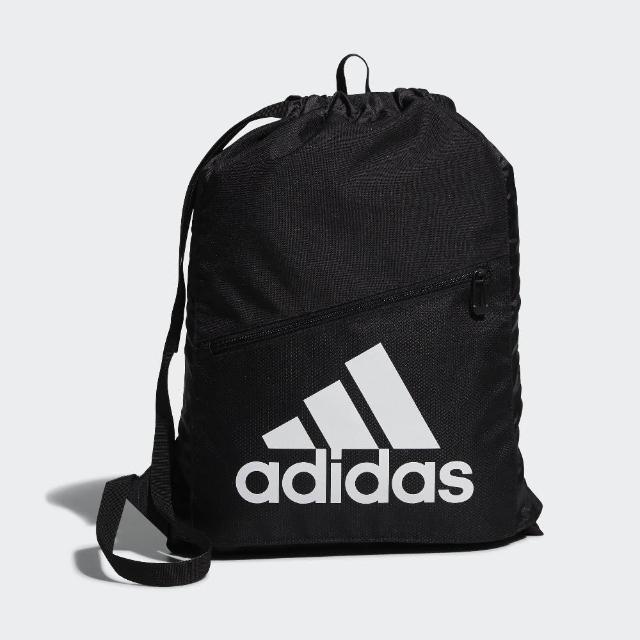 【adidas 愛迪達】健身包 男/女(GN8875)