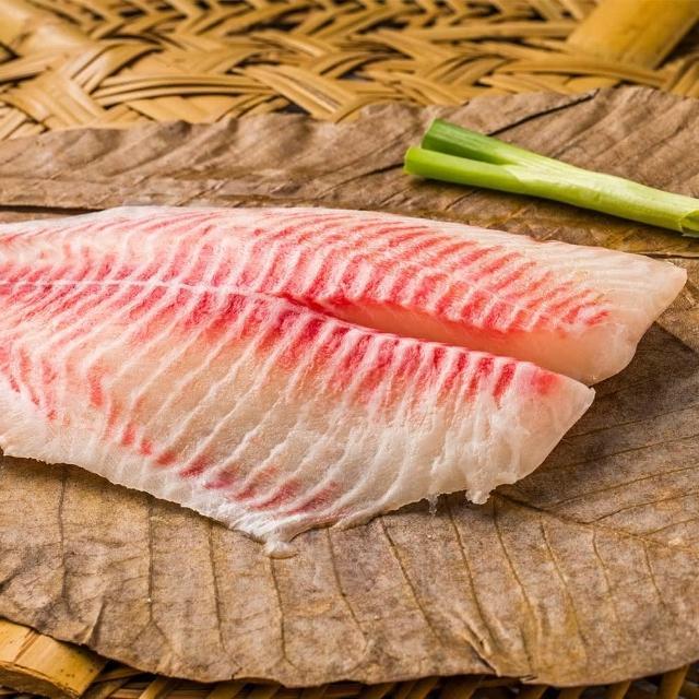 【鮮食家】任選799 台灣好漁FC 生食級鯛魚片(250g/包)