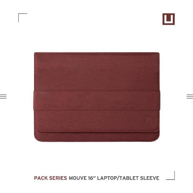 【UAG】(U)16吋平板/筆電收納包-紫紅(U by UAG)