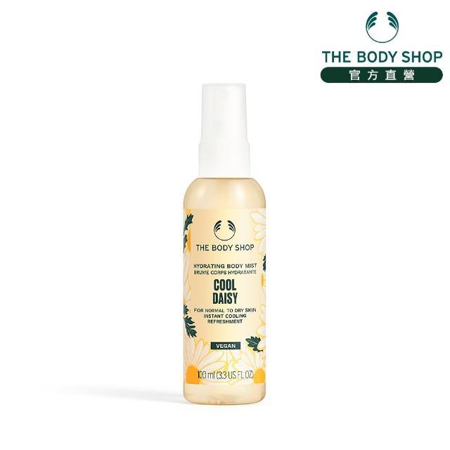 【THE BODY SHOP 美體小舖】小雛菊身體保濕噴霧(100ML)
