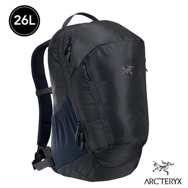 【Arcteryx 始祖鳥】Mantis 26L 多功能 後背包(氣層藍)